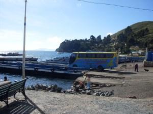 W drodze do La Paz