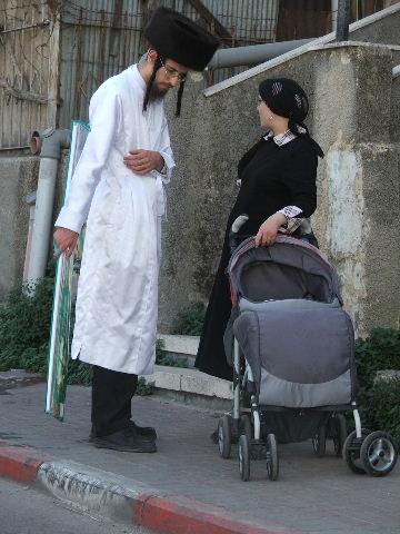 59. Współczesna Jerozolima. Ultraortodoksyjne Mea Shearim i Instytut Yad Vashem. (5/6)