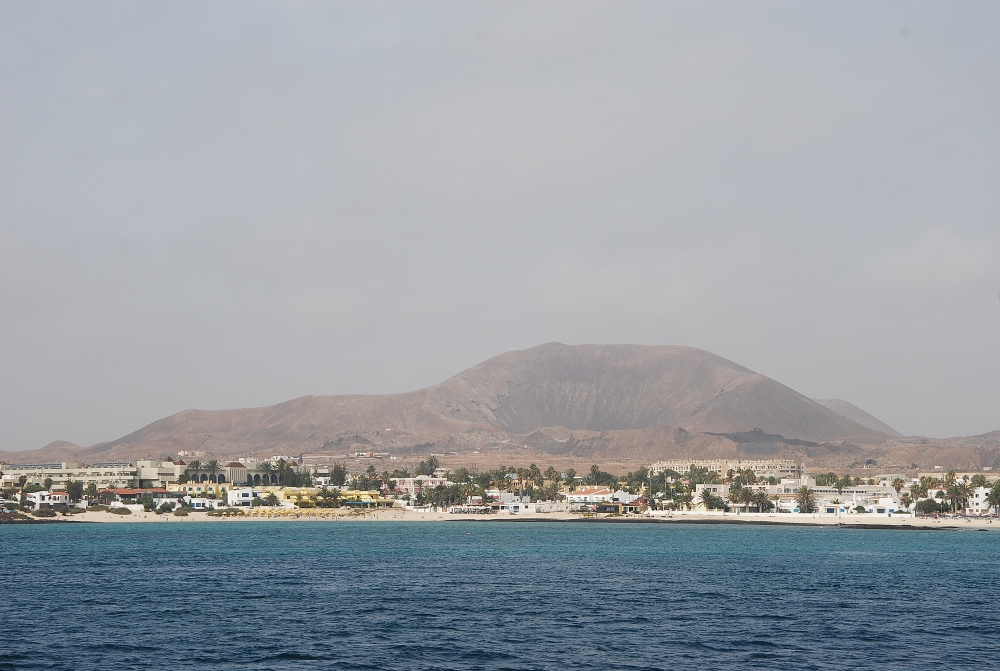 77. Najpiękniejsze złote plaże Wysp Kanaryjskich: Fuerteventura. (1/5)