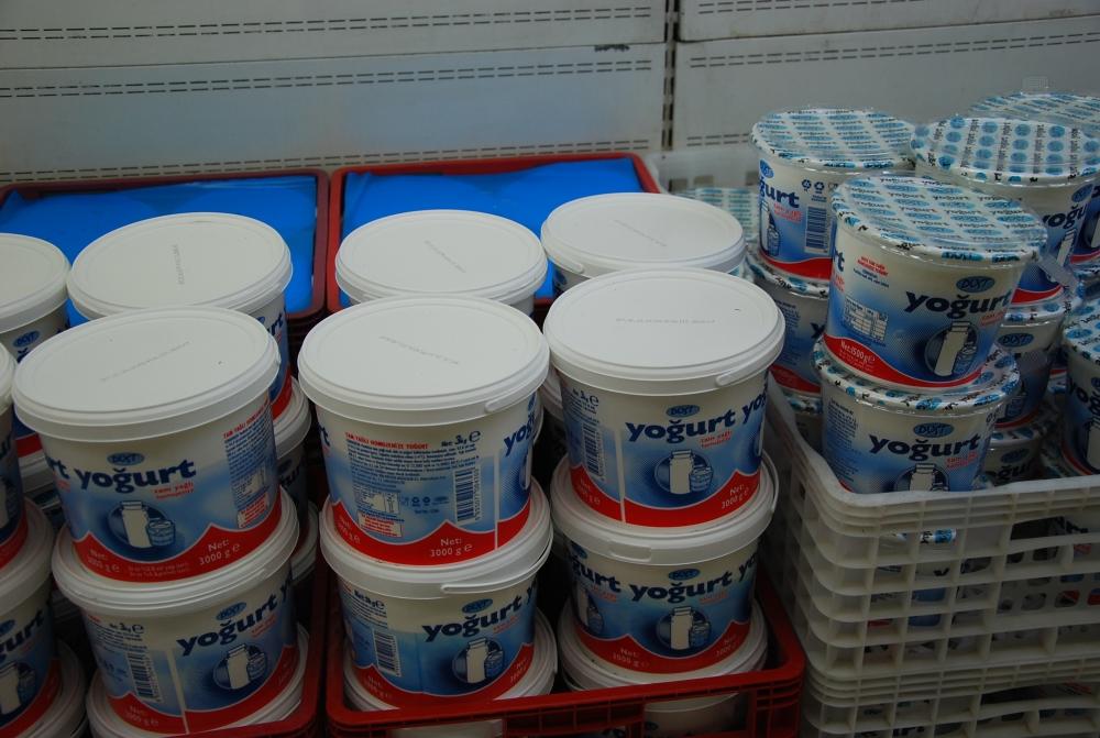 96. Tureckie delicje, czipsy z makiem, 10kg jogurty, ayran i inne specjały w Stambule. (2/6)