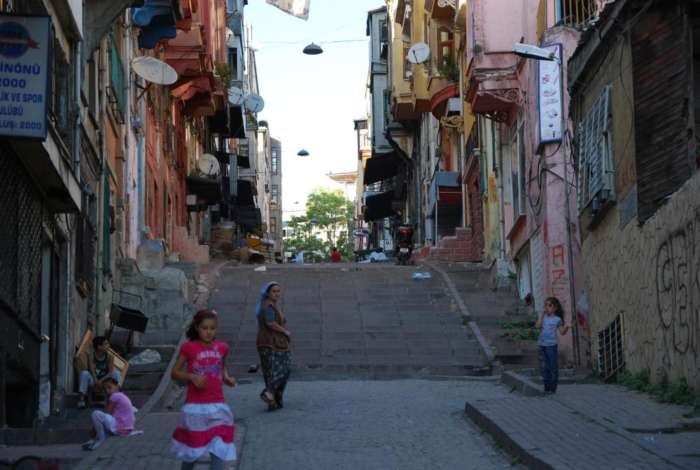 96. Tureckie delicje, czipsy z makiem, 10kg jogurty, ayran i inne specjały w Stambule. (1/6)