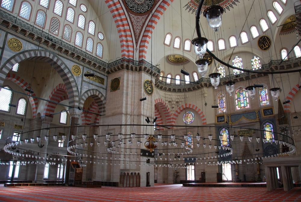 96. Tureckie delicje, czipsy z makiem, 10kg jogurty, ayran i inne specjały w Stambule. (3/6)