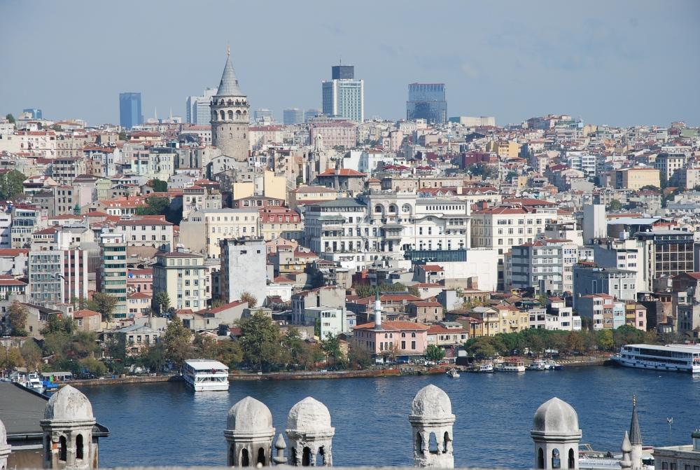 96. Tureckie delicje, czipsy z makiem, 10kg jogurty, ayran i inne specjały w Stambule. (4/6)