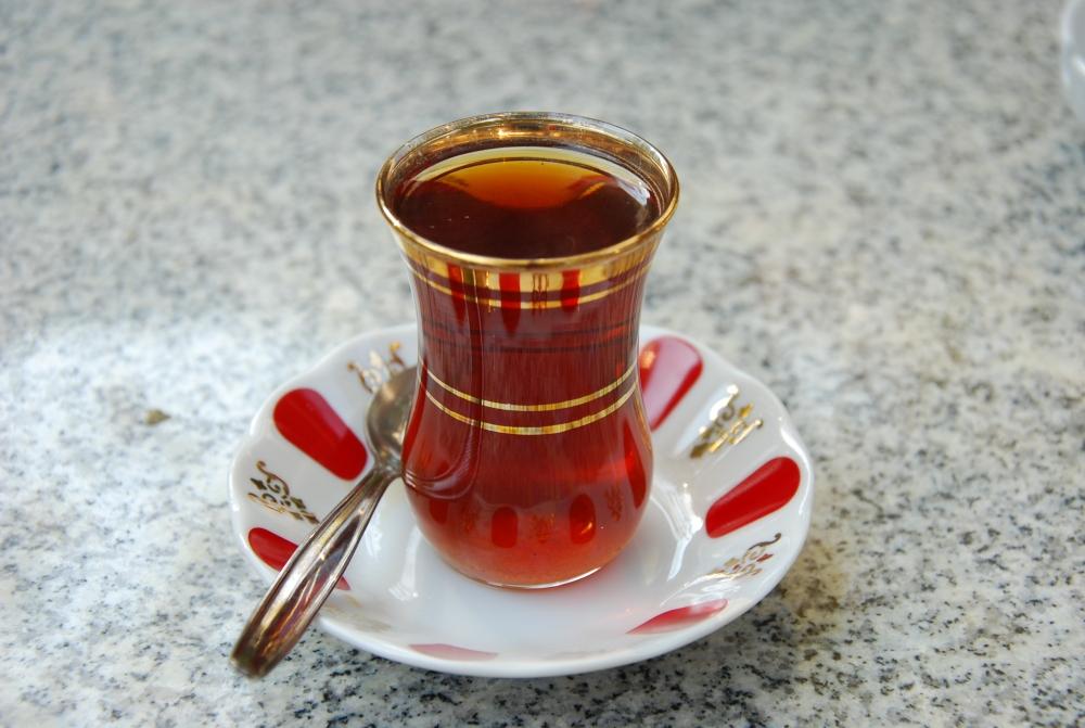 96. Tureckie delicje, czipsy z makiem, 10kg jogurty, ayran i inne specjały w Stambule. (6/6)
