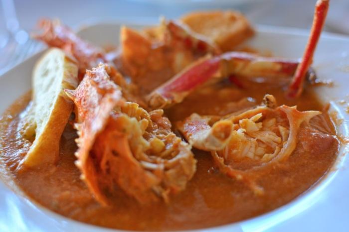 112. Gulasz z homara w Fornells i inne przysmaki kuchniMinorki.