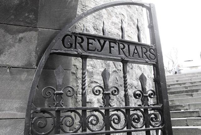 119. Duchy, Bobby i Voldemort. CmentarzGreyfriars.