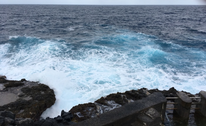 157. Kanaryjskie MorskieOko.